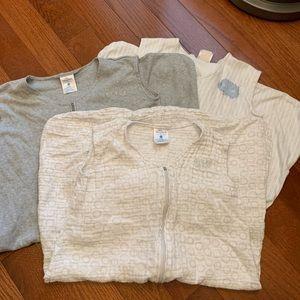 Halo Wearable Blankets - Set of 3